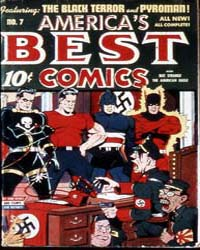 America's Best Comics : Issue 7 Volume Issue 7 by Better/Nedor/Standard/Pines Publications