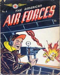 American Air Forces : Issue 4 Volume Issue 4 by Magazine Enterprises
