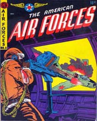 American Air Forces : Issue 8 Volume Issue 8 by Magazine Enterprises