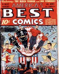 America's Best Comics : Issue 1 Volume Issue 1 by Better/Nedor/Standard/Pines Publications