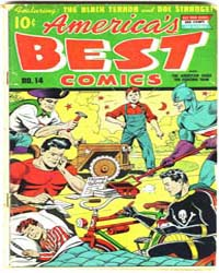 America's Best Comics : Issue 14 Volume Issue 14 by Better/Nedor/Standard/Pines Publications
