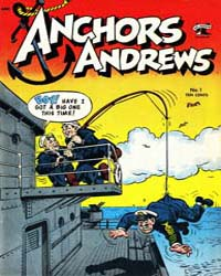 Anchor Andrews : Issue 1 Volume Issue 1 by St. John Publications