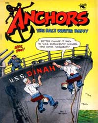 Anchors the Salt Water Daffy : Issue 3 Volume Issue 3 by St. John Publications