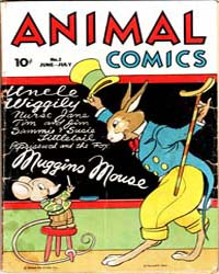 Animal Comics : Issue 3 Volume Issue 3 by Kelly, Walt