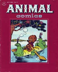Animal Comics : Issue 17 Volume Issue 17 by Kelly, Walt