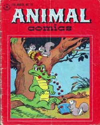Animal Comics : Issue 19 Volume Issue 19 by Kelly, Walt