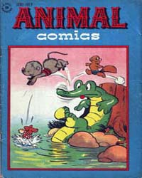 Animal Comics : Issue 21 Volume Issue 21 by Kelly, Walt
