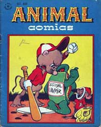 Animal Comics : Issue 23 Volume Issue 23 by Kelly, Walt