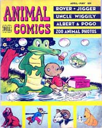 Animal Comics : Issue 26 Volume Issue 26 by Kelly, Walt