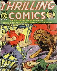 Thrilling Comics: Issue 14 Volume Issue 14 by Standard Comics