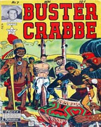 Buster Crabbe : Issue 7 Volume Issue 7 by Eastern Color Printing Company