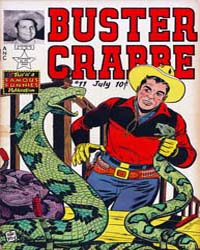 Buster Crabbe : Issue 11 Volume Issue 11 by Eastern Color Printing Company