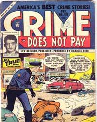 Crime Does Not Pay : Issue 131 Volume Issue 131 by Lev Gleason Publications
