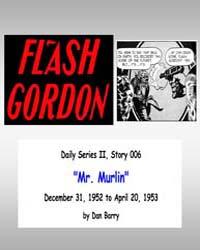 Flash Gordon : Mr. Murlin : Vol. 2, Issu... Volume Vol. 2, Issue 6 by Raymond, Alex