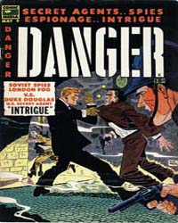 Danger : Issue 9 Volume Issue 9 by Comic Media