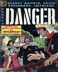 Danger : Issue 10 Volume Issue 10 by Comic Media