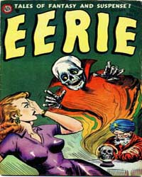 Eerie Comics : Issue 17 Volume Issue 17 by Avon Comics