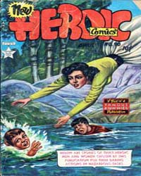 Heroic Comics : Issue 90 Volume Issue 90 by Eastern Color Printing Company