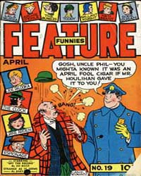 Feature Funnies : Issue 19 Volume Issue 19 by Quality Comics