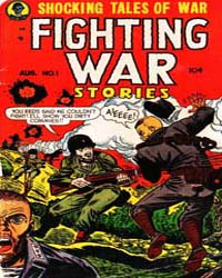 Fighting War Stories : Issue 1 Volume Issue 1 by Story Comics