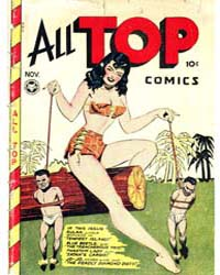 All Top Comics : Issue 8 Volume Issue 8 by Fox Feature Syndicate
