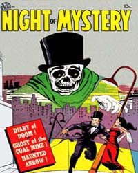 Night of Mystery by Avon Comics