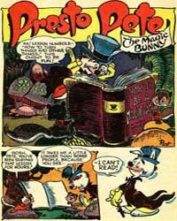 Animal Antics : Presto Pete the Magic Bu... Volume Issue 9 by Post, Howie