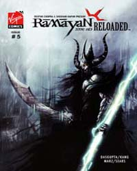 Ramayan 3392 Ad Reloaded: Issue 5 Volume Issue 5 by Virgin Comics