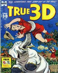 True 3-D: Issue 1 Volume Issue 1 by Harvey Comics
