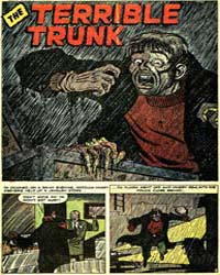 Adventures into Weird Worlds : The Terri... Volume Issue 5 by Sinnott, Joe
