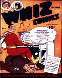 Whiz Comics: Issue 49 Volume Issue 49 by Fawcett Magazine
