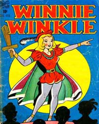 Winnie Winkle: Issue 4 Volume Issue 4 by Dell Comics