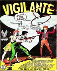 Action Comics : Vigilante : Issue 57 Volume Issue 57 by Meskin, Mort
