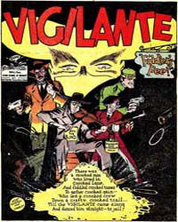 Action Comics : Vigilante : Issue 59 Volume Issue 59 by Meskin, Mort