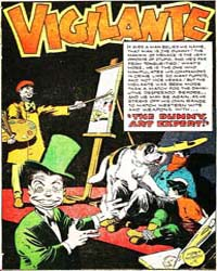 Action Comics : The Dummy Art Expert : I... Volume Issue 87 by Meskin, Mort