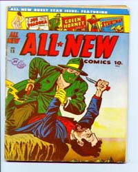 All-New Comics : Issue 13 Volume Issue 13 by Harvey Comics