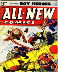 All-New Comics : Issue 12 Volume Issue 12 by Harvey Comics