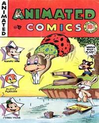 Animated Comics : Bouncy Bunny by Fago, Al