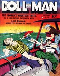 Doll Man Quarterly : Issue 30 Volume Issue 30 by Eisner, Will