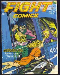 Fight Comics : Issue 48 Volume Issue 48 by Fiction House