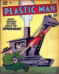 Plastic Man: Issue 12 Volume Issue 12 by Cole, Jack