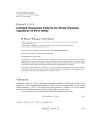 Advances in Difference Equations : Decem... Volume Issue : December 2008 by Agarwal, Ravi P.