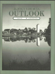 Agricultural Outlook : August 1984 Volume Issue August 1984 by Usda