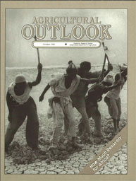 Agricultural Outlook : October 1985 Volume Issue October 1985 by Usda