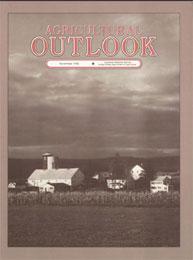 Agricultural Outlook : November 1985 Volume Issue November 1985 by Usda