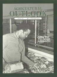 Agricultural Outlook : December 1985 Volume Issue December 1985 by Usda