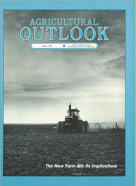 Agricultural Outlook : March 1986 Volume Issue March 1986 by Usda