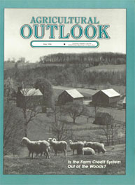 Agricultural Outlook : May 1986 Volume Issue May 1986 by Usda