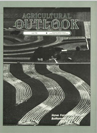 Agricultural Outlook : June 1986 Volume Issue June 1986 by Usda