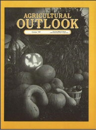 Agricultural Outlook : October 1987 Volume Issue October 1987 by Usda